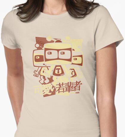 TV Mascot Stencil T-Shirt