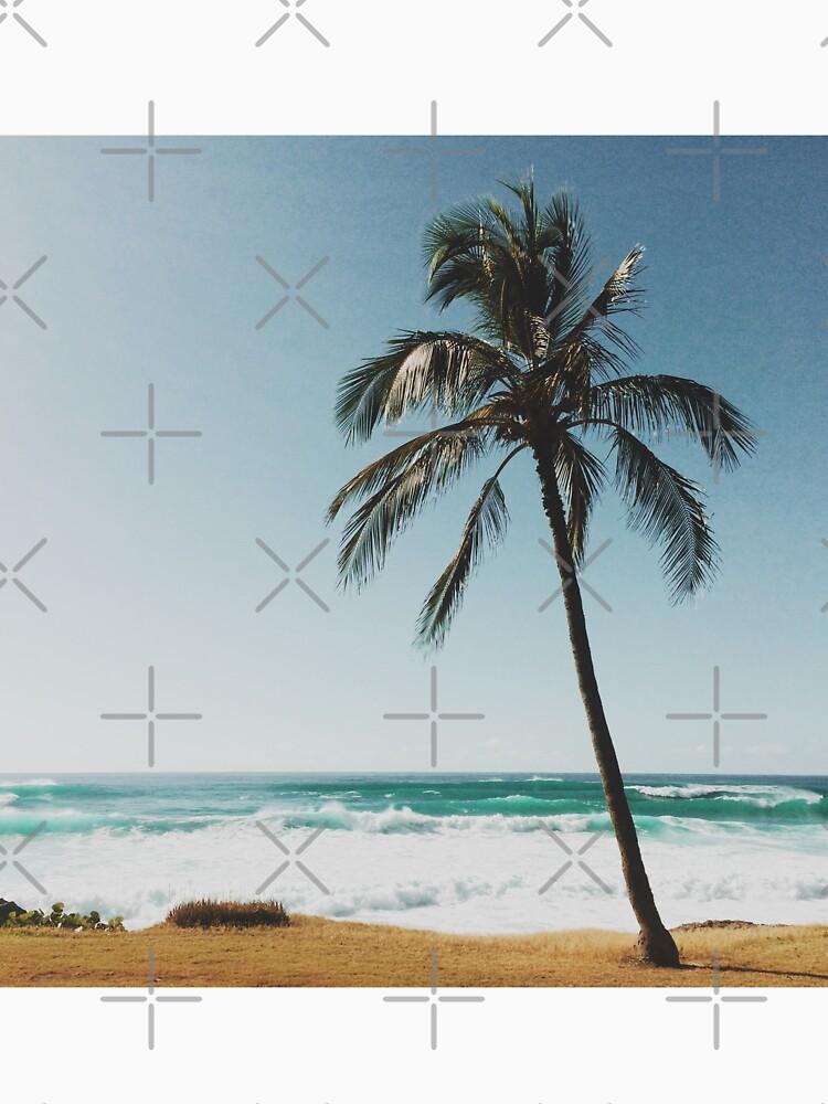 Palme am Strand von AlexandraStr