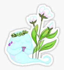 Jasmine Tea Ghostie Sticker