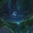 Moonlit Lullaby by Erica Kilbourn