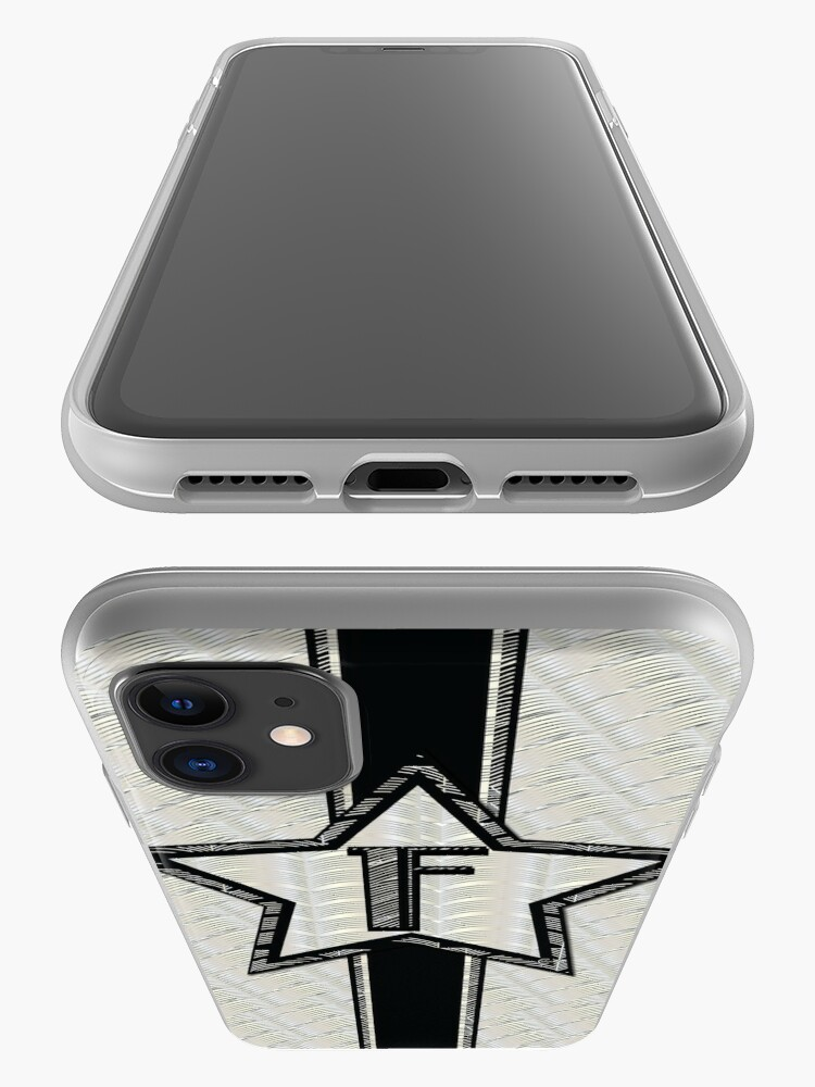 Alternate view of STAR of the SHOW art deco style letter F iPhone Case & Cover