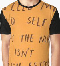 da new me  Graphic T-Shirt