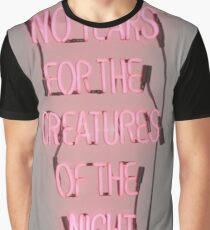 no tearz Graphic T-Shirt