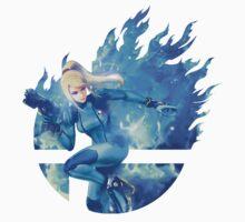 Smash Zero Suit Samus | Unisex T-Shirt