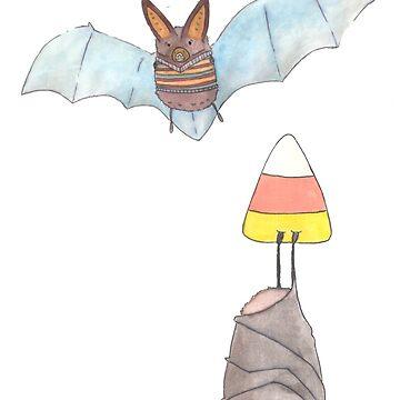 Cute Bat Pack by lusavy