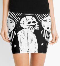Minifalda GEMINI Camiseta de Allie Hartley