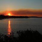 Sunset at Yamba by myraj