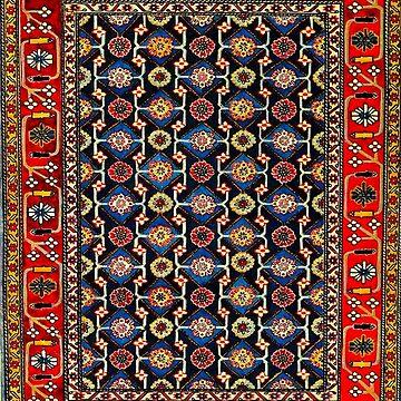 Azerbaijan Pattern 4 by planetterra
