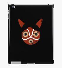 Mononoke Hime Mask iPad Case/Skin