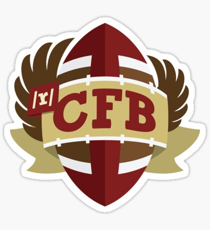 Boston College Sticker Sticker