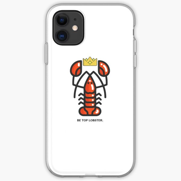 Jordan Peterson Lobster iPhone Soft Case
