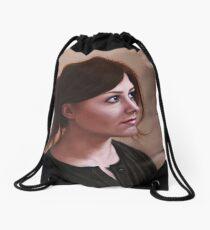 beklenilen özgürlük Drawstring Bag