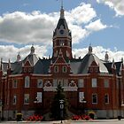 City Hall, Stratford, Ontario, Canada by Johannes  Huntjens