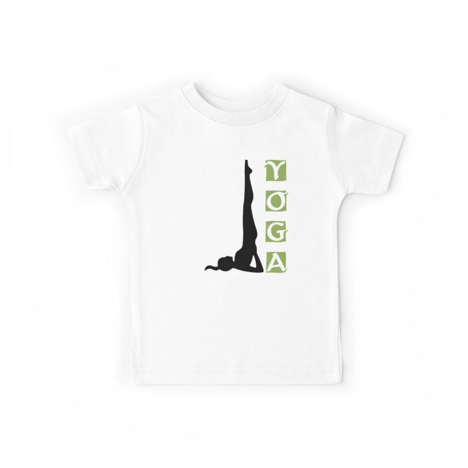 Yoga T-Shirt by T-ShirtsGifts