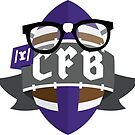 Northwestern Sticker by RedditCFB