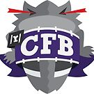 TCU Sticker by RedditCFB
