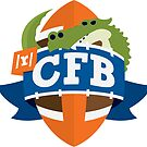 Florida Sticker by RedditCFB