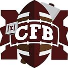 Mississippi State Sticker by RedditCFB