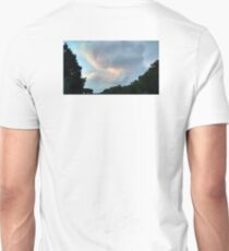 First from last night's sunset - a cumulus study T-Shirt
