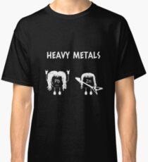 Periodic Elements - Heavy Metals Classic T-Shirt