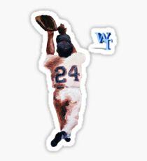 Willie Mays Sticker