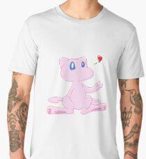 Cute Mew Men's Premium T-Shirt