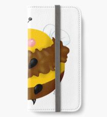 Bumble the Bee iPhone Wallet/Case/Skin