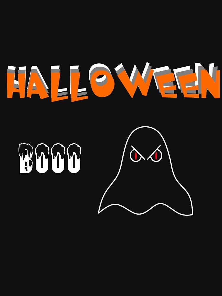 Halloween Booo Geist von Daniel0603