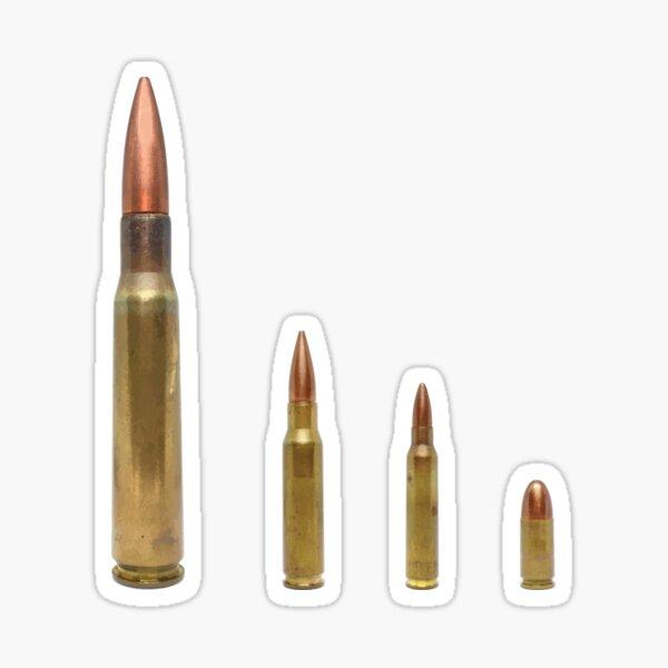 NATO Bullets Sticker