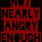 I'm not angry. by Etakeh