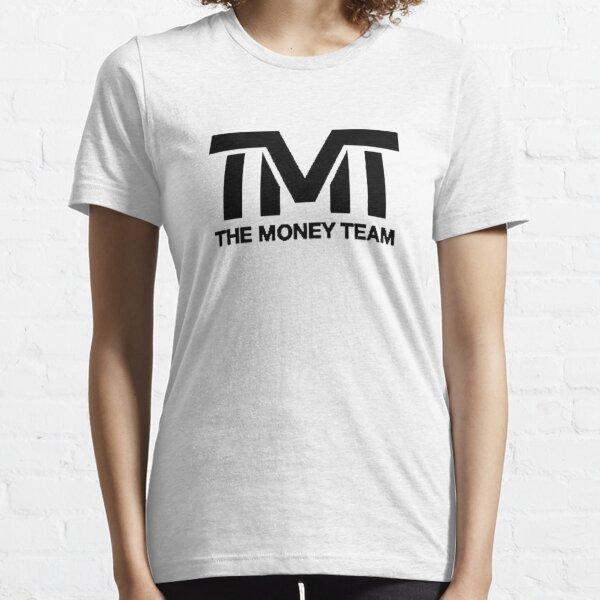 TMT | El equipo de dinero | Floyd Mayweather Camiseta esencial