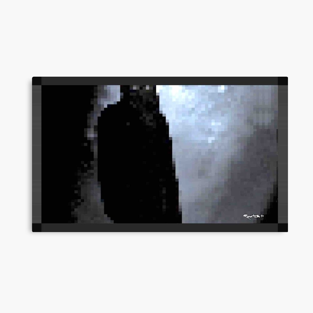 STRANGER by RootCat Canvas Print