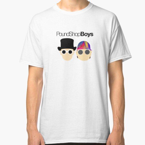 THE POUND SHOP BOYS by LAURA HOPKINSON Classic T-Shirt