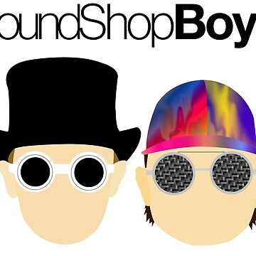THE POUND SHOP BOYS by LAURA HOPKINSON by banoffeesound