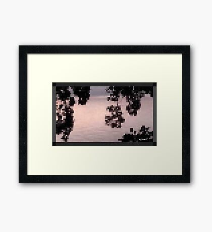 LE L^C [II] by RootCat Framed Print