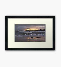 Longsands - Tynemouth Framed Art Print