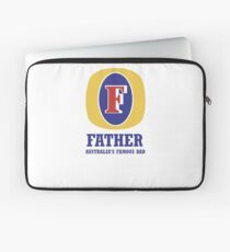Happy Father's Day - September 2nd in Australia Laptop Sleeve