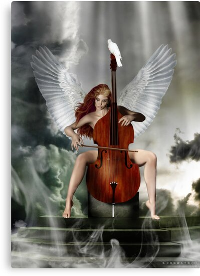 Angels Weep by Shanina Conway