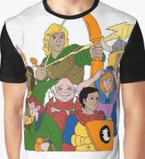 Dungeons & Dragons Graphic T-Shirt