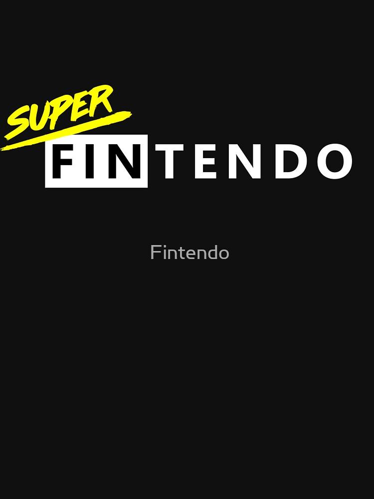 Super Fintendo by Fintendo
