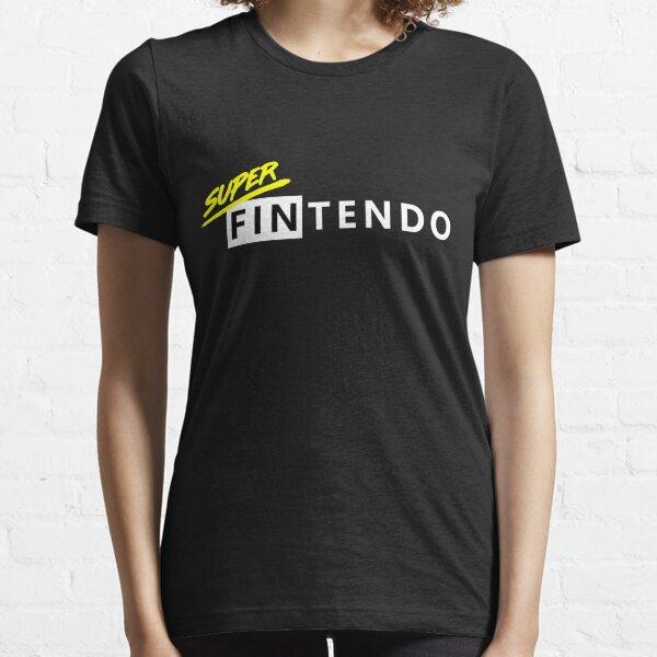Super Fintendo Essential T-Shirt
