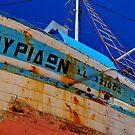 Od Greek Vessel by ally mcerlaine