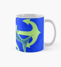 Anchored By Fin Mug