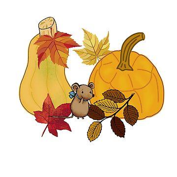 Autumn Halloween Gifts by soondoock