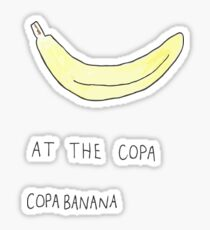 Copabanana Sticker
