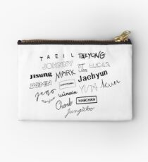 NCT 2018 YEARBOOK Studio Pouch