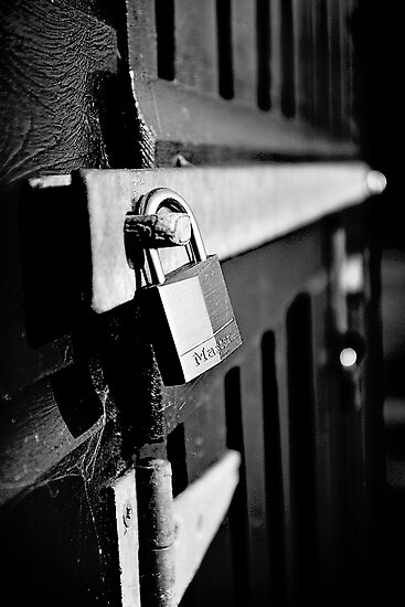 All Locked Up by kcphotography
