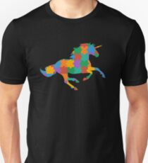 Autism Awareness Unicorn - Autism Awareness Day Unisex T-Shirt
