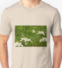 Star Of Bethlehem Wildflower - Grass Lily - Ornithogalum umbellatum T-Shirt