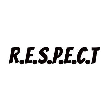 RESPECT by IdeasForArtists